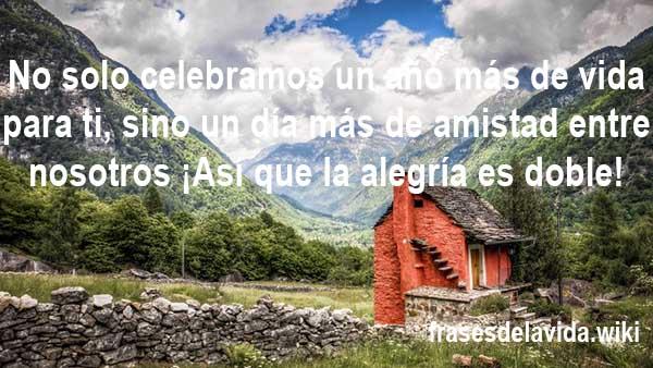 Frases De Cumpleaños 400 Mensajescon Imágenes