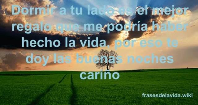 Frases De Buenas Noches Mi Amor Para Dedicar